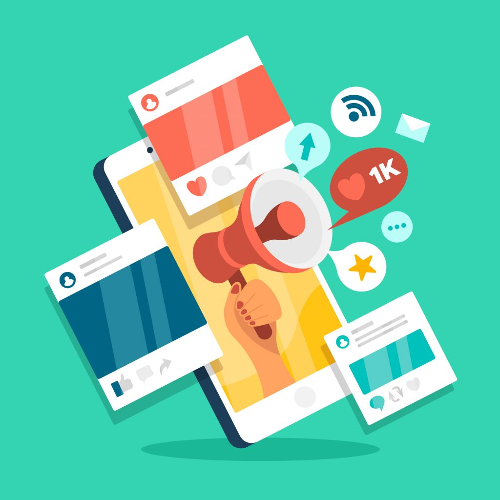 Social Media Marketing - Featured Image - Brand Katha